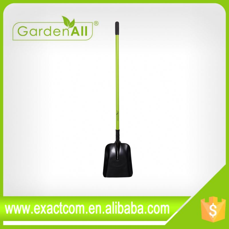 LONG HANDLE STEEL GARDEN SHOVELS