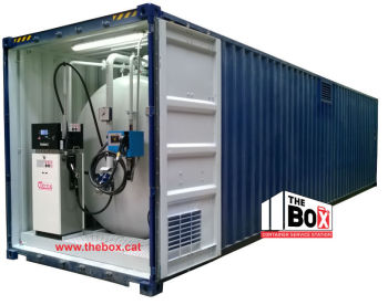 Container Gas Station Petrol Filling Station Buy