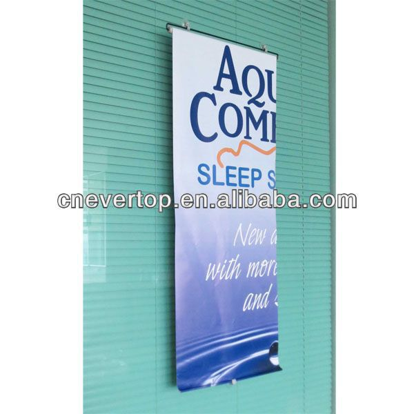 Advertising Double-sided window advertising stand TS-WB01