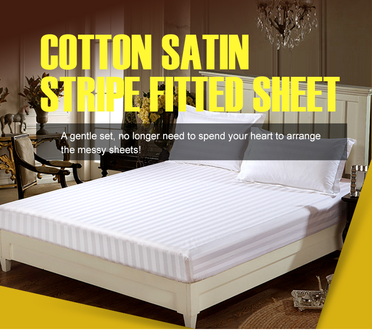 Dependable Performance Satin Stripe Baby Urine Mattress Cover Protector