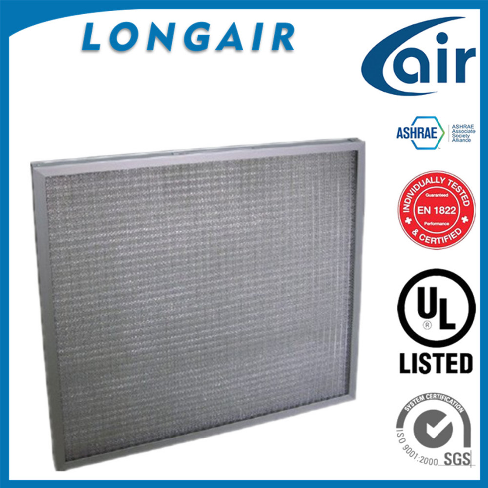 G1 G2 ALUMINUM MESH WASHABLE PERMANENT AIR FILTER