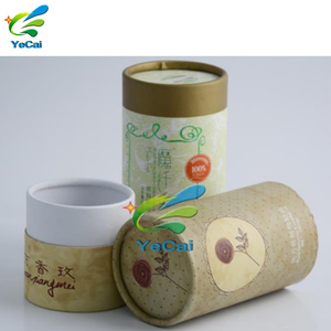 Specialize paper standard tin can sizes with lid
