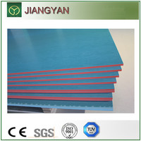 wpc foam board extruding removable flooring deck pvc foam manufacturer