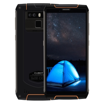 2019 Lowest Price free sample best seller CUBOT Kingkong 3 Rugged Phone, 4GB+64GB mobile phone for iphone