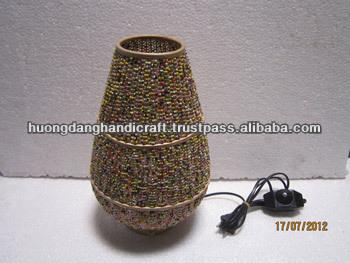 Schlafzimmer Bambus Lampe Energiesparende Schones Produkt Aus