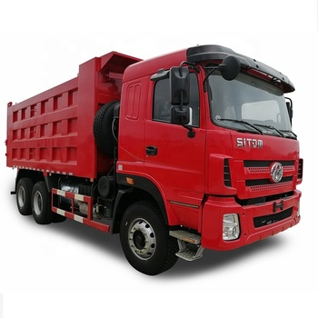 2 Rear Axle Dump Truck 6x4 260 Horsepower 20 Ton New Lorry Price In Malaysia