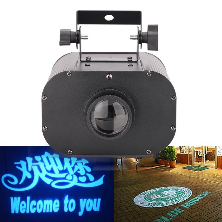Thuis Party 30 W Led Gobo Projector Gobo Reclame Led Spot Logo Licht Prijs