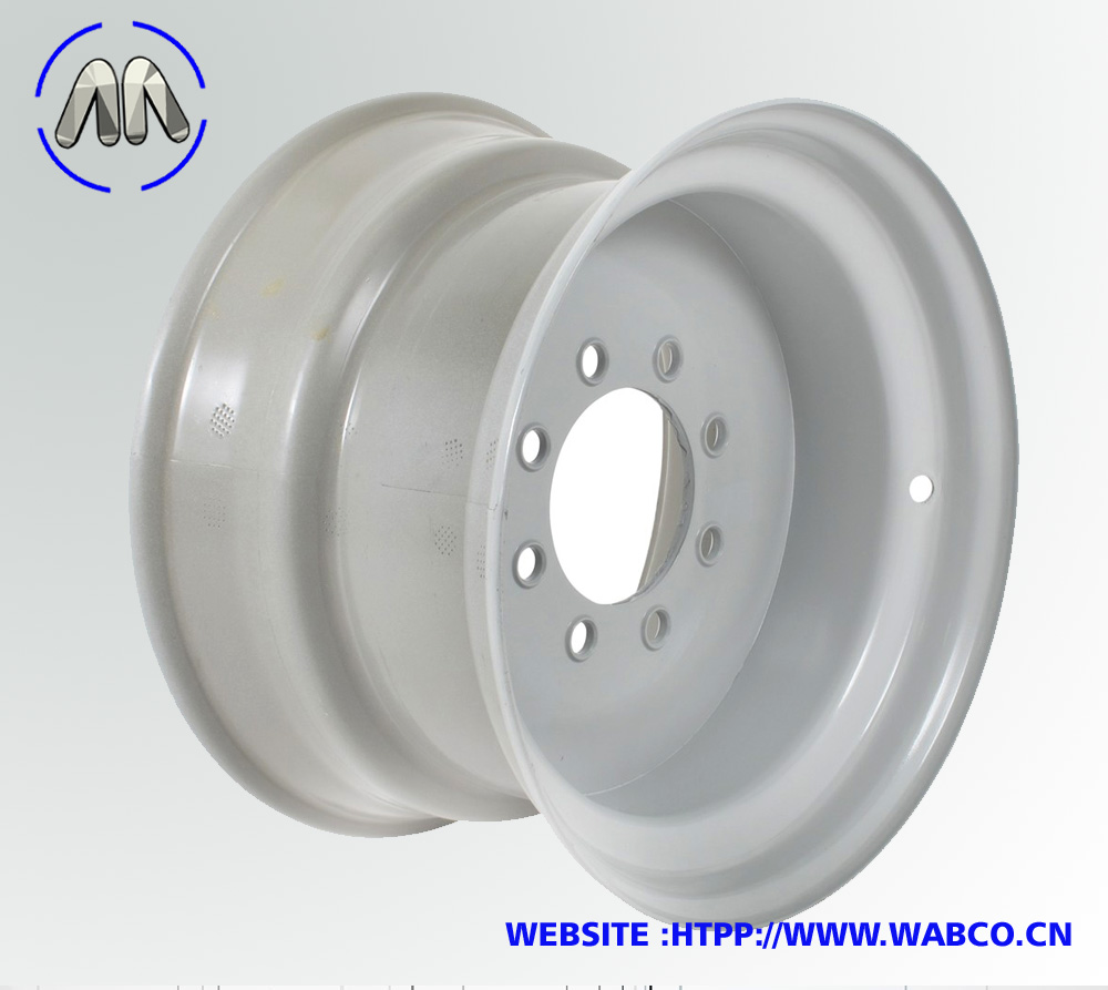 Tubeless wheel rim 22.5*8.5 for trailer with competitive price