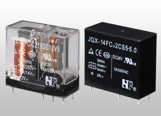 JQX-14FC1&C2 110VDC General Purpose mounting Relays
