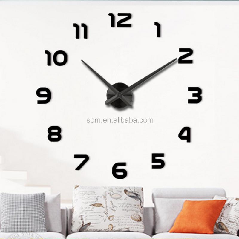Orologi a parete grandi blank wall clock di alessi for Orologi grandi dimensioni