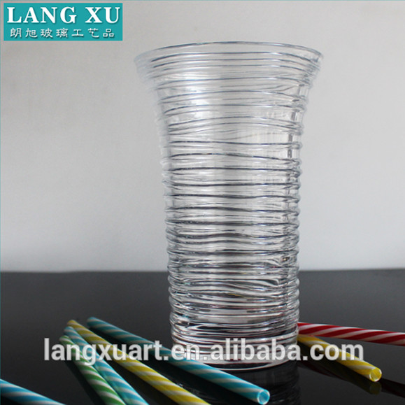tall clear glass vase manufacturer glass vase for florists
