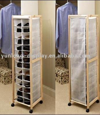 Organizador de zapatos armarios de madera identificaci n del producto 230620752 - Organizador de zapatos ...