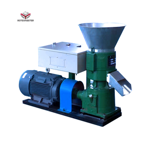 Turn waste to wealth organic fertilizer pellet mill