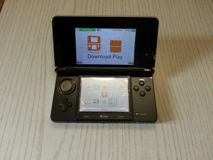 Handheld game console for nintendo 3ds game console