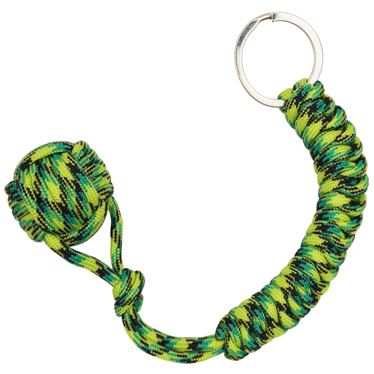 Multiple Colours Available. Paracord Keyring