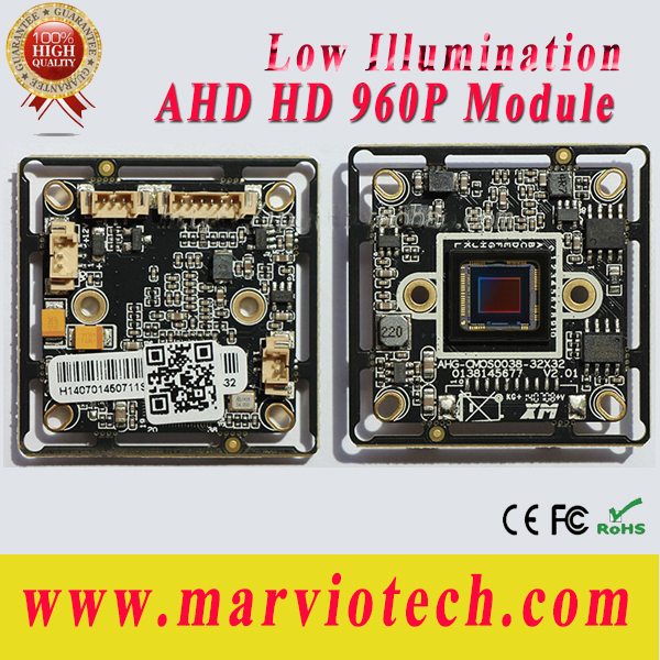 960P 1 3MP Million Pixel AHD Analog High Definition Security cameras Modules HD DIY your video