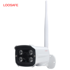Manufacturers Wholesale 2MP HD Night Vision Outdoor Waterproof Wireless Mini Bullet IP Camera Wifi With TF Card Storage