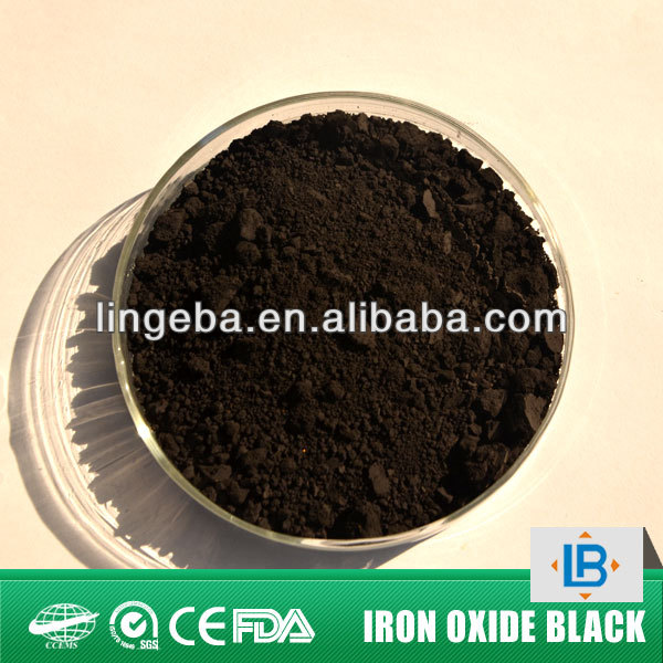 Manufacture supply granular ferric oxide food coloring pigment