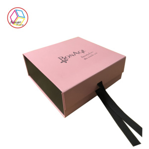 15 Year Custom Experience Foldable Packaging Boxes Paper Gift Box