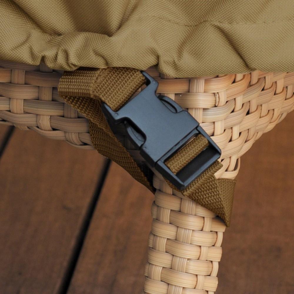 Durable Dustproof Tear Resistant Garden Patio Chair Cover Outdoor Furniture C