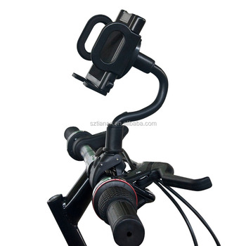 Flexible Gooseneck Motorcycle Phone Holder For Gps And Mobile Phone ...