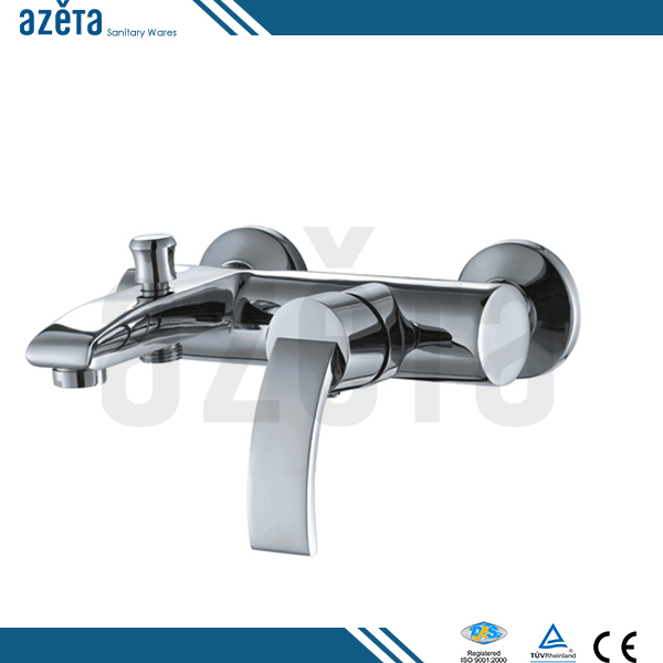 2017 Hot Sale Cheap Single Lever Brass Bathroom Wash Basin Mixer