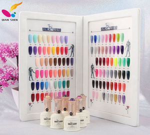 OEM Nail Gel Manufacturer Of Color Gel Nail
