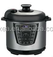 Multifunction electric pressure cooker with nonstick coating inner pot
