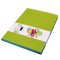 A4 Paper Factory In China Leather Notebook For Company Business Meeting