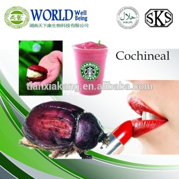 food coloring powder/ cochineal carmine 50/cochineal extract - buy