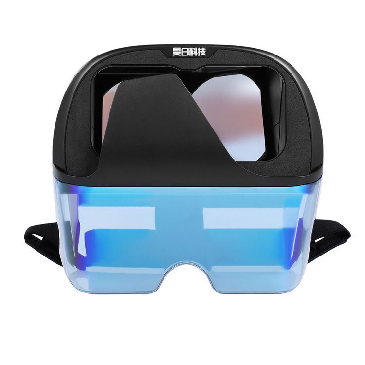 Top selling High Quality VR glasses Virtual Display AR VR Head Mounted Display for Android and IOS
