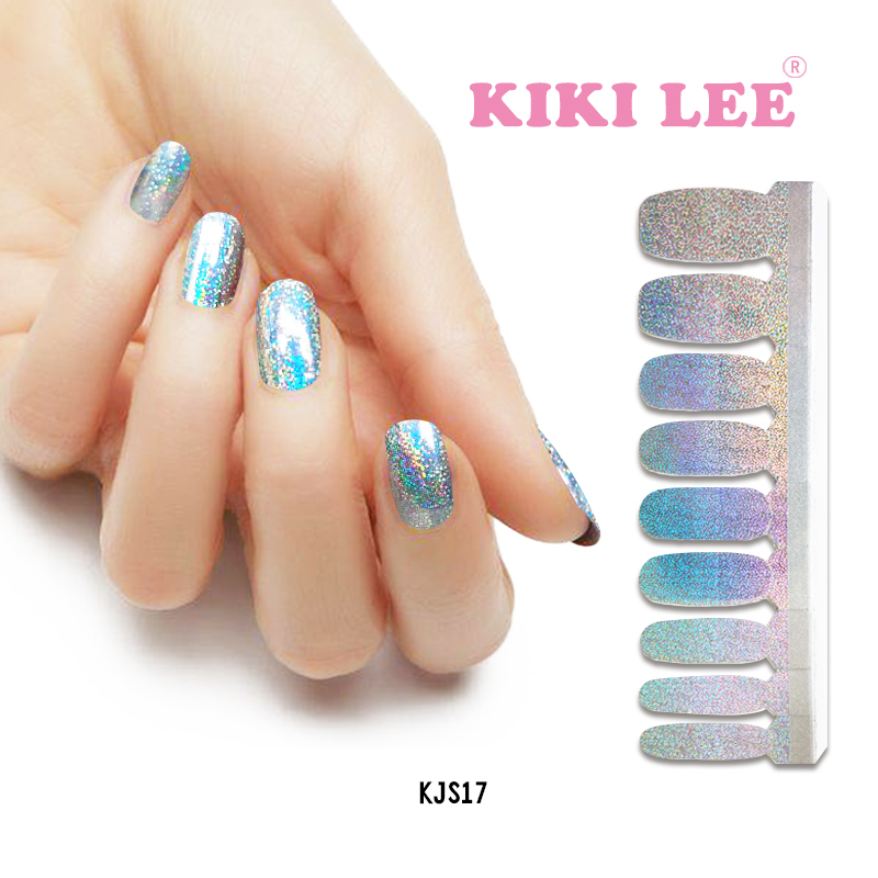 KIKILEE buy online pearl-luster nail sticker for nail beauty DIY
