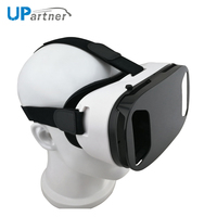 UPartner Hot selling New Technology 3D PS4 VR Glasses Box VR Headset Virtual Reality dropshipping With Shooting Button