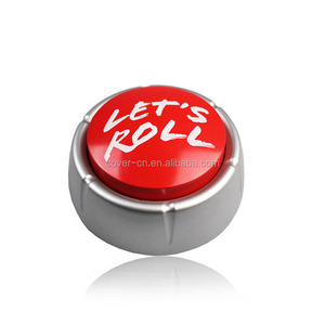 Talking Button Features Funny laugh sound push button with specific logo and color