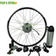 Top E-cycle direct factory supply btn ebike conversion kit