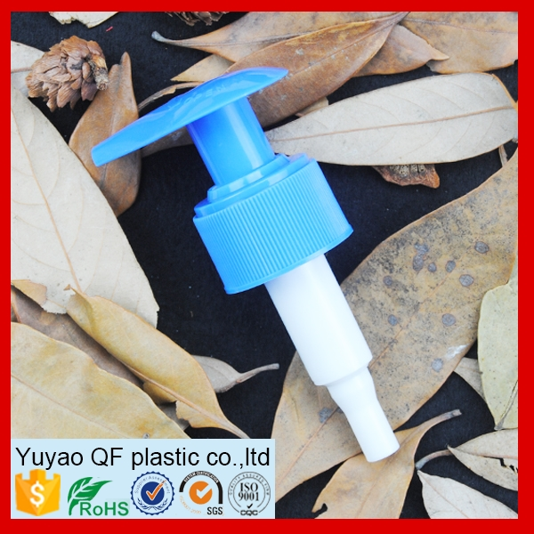 hot selling lockable cap pump for lotion and shampoo container packaging