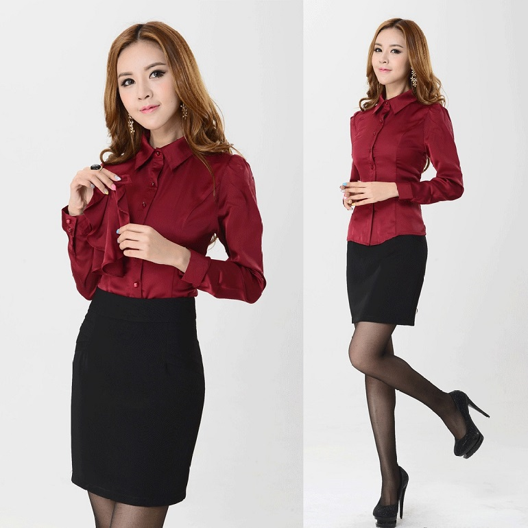 Female Skirt Suits 69