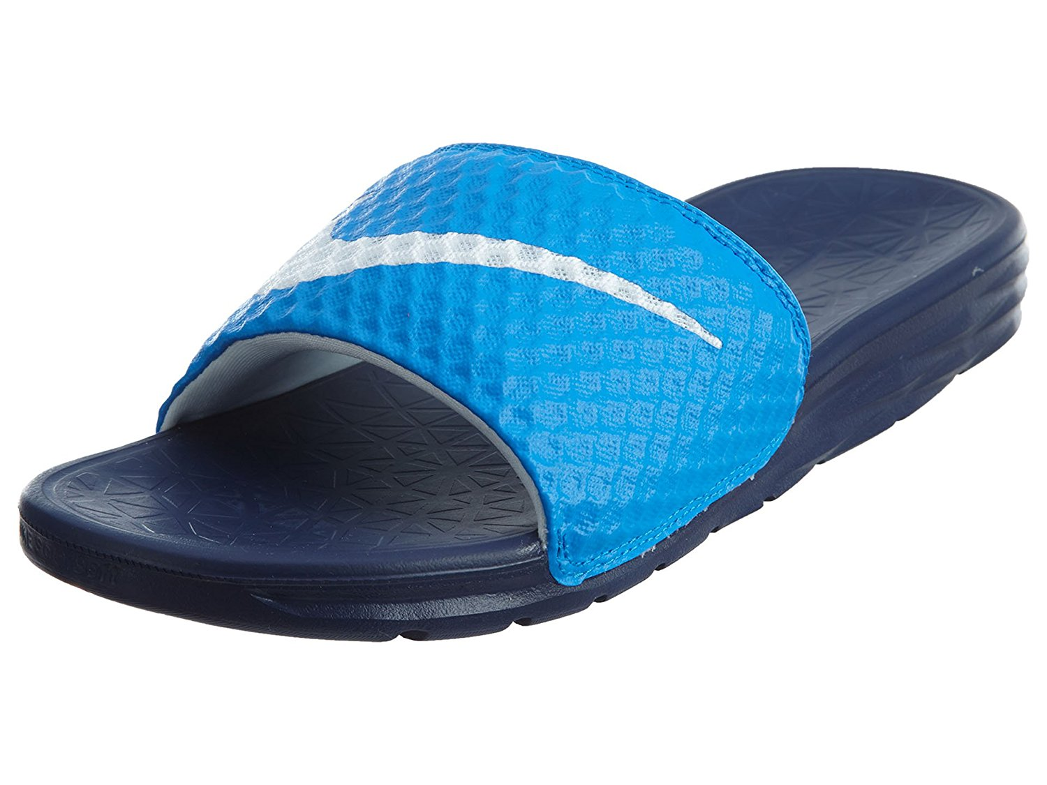 64fe73f4b Get Quotations · NIKE Men s Benassi Solarsoft Slide Sandal