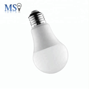 Led bulb a60 7w 10w 12w with E27 base led lighting bulb