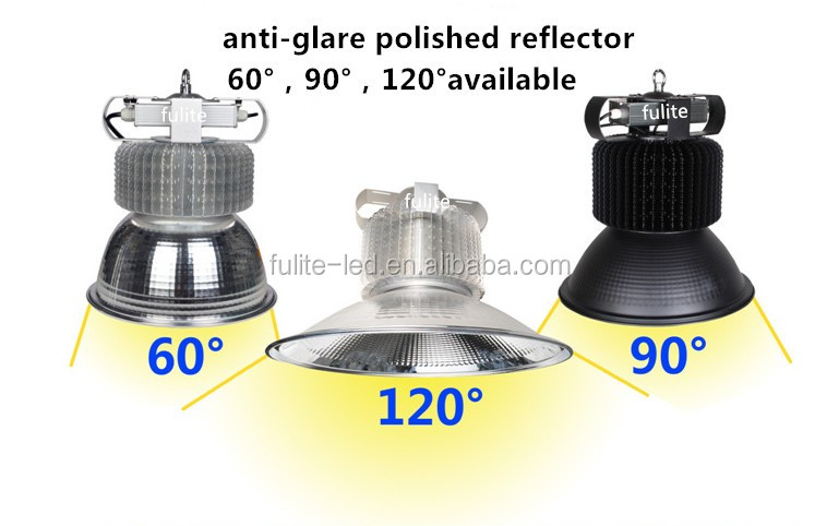 Smd 100w Led High Bay Light For Industrial Use With Fin Cooler And ...