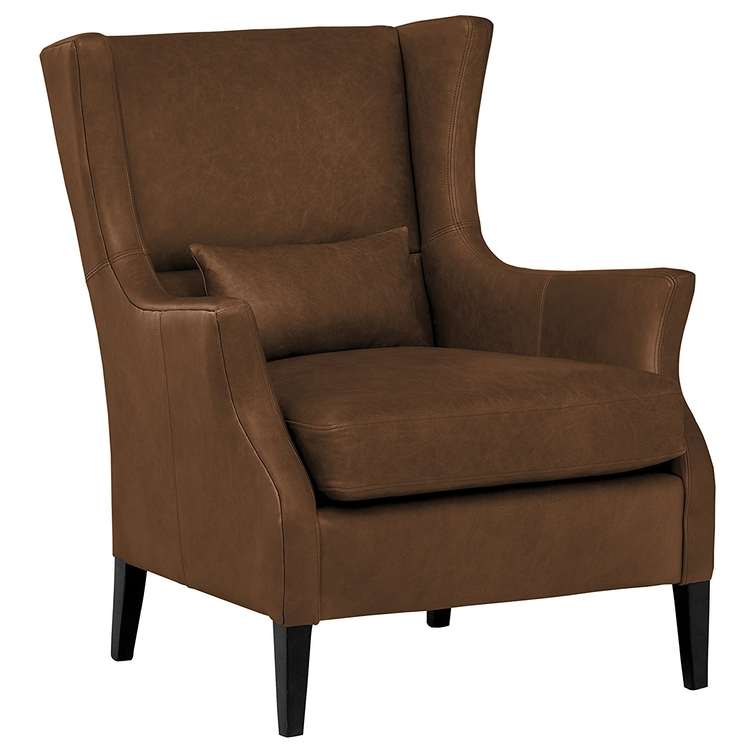 Stupendous Cheap Black Leather Wingback Chair Find Black Leather Caraccident5 Cool Chair Designs And Ideas Caraccident5Info