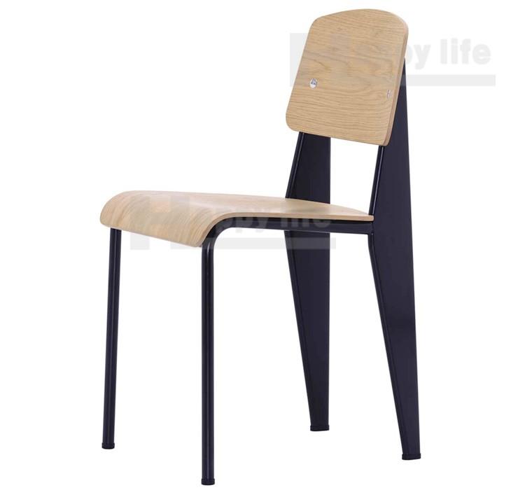 Famoso In Legno E Metallo Design Jean Prouve's Standard