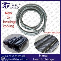 High Efficient Titanium Air Conditioner Condenser Coil