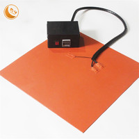 extend the life expectancy small volume silicone rubber electric heater dehumidifier for various cabinets