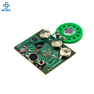 Greeting card voice recorder module,voice recorder chip ic, video greeting card module