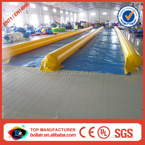 Bollair new long water slide pipe