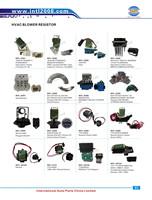 Auto Blower Motor Resistor Control Module Regulator For Kia ...