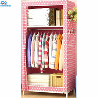 storage cabinets 4 cubes Plain color cheap clothes storage cabinetssaving space hold more clothes