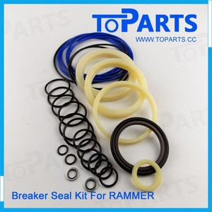 RAMMER S24 S25 Hydraulic Breaker Seal kit For RAMMER S24 S25 Hydraulic Hammer Repair Kit