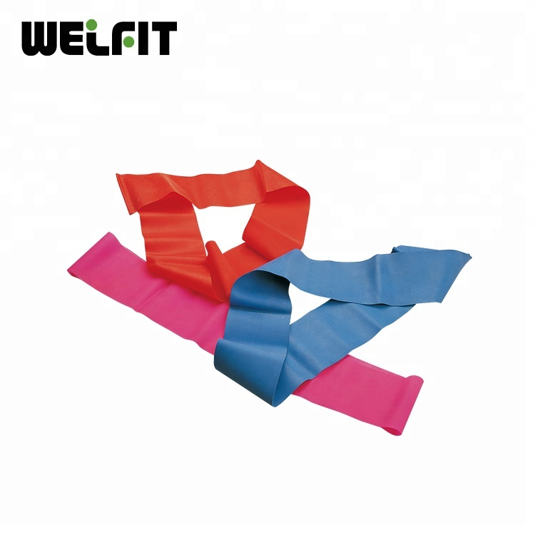 Custom fitness yoga weerstand oefening stretch band set